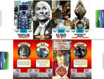 Doctor Who Weetabix Cards by FarawayPictures