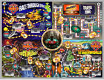 Doctor Who Weetabix Game Board by FarawayPictures