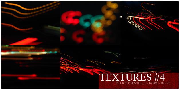 Light Textures No. 4 by boogiepop