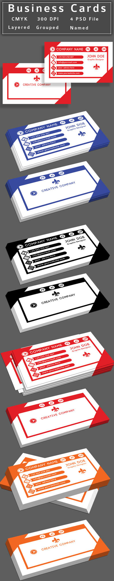 Free professional Business Card by mdbulbulahmed