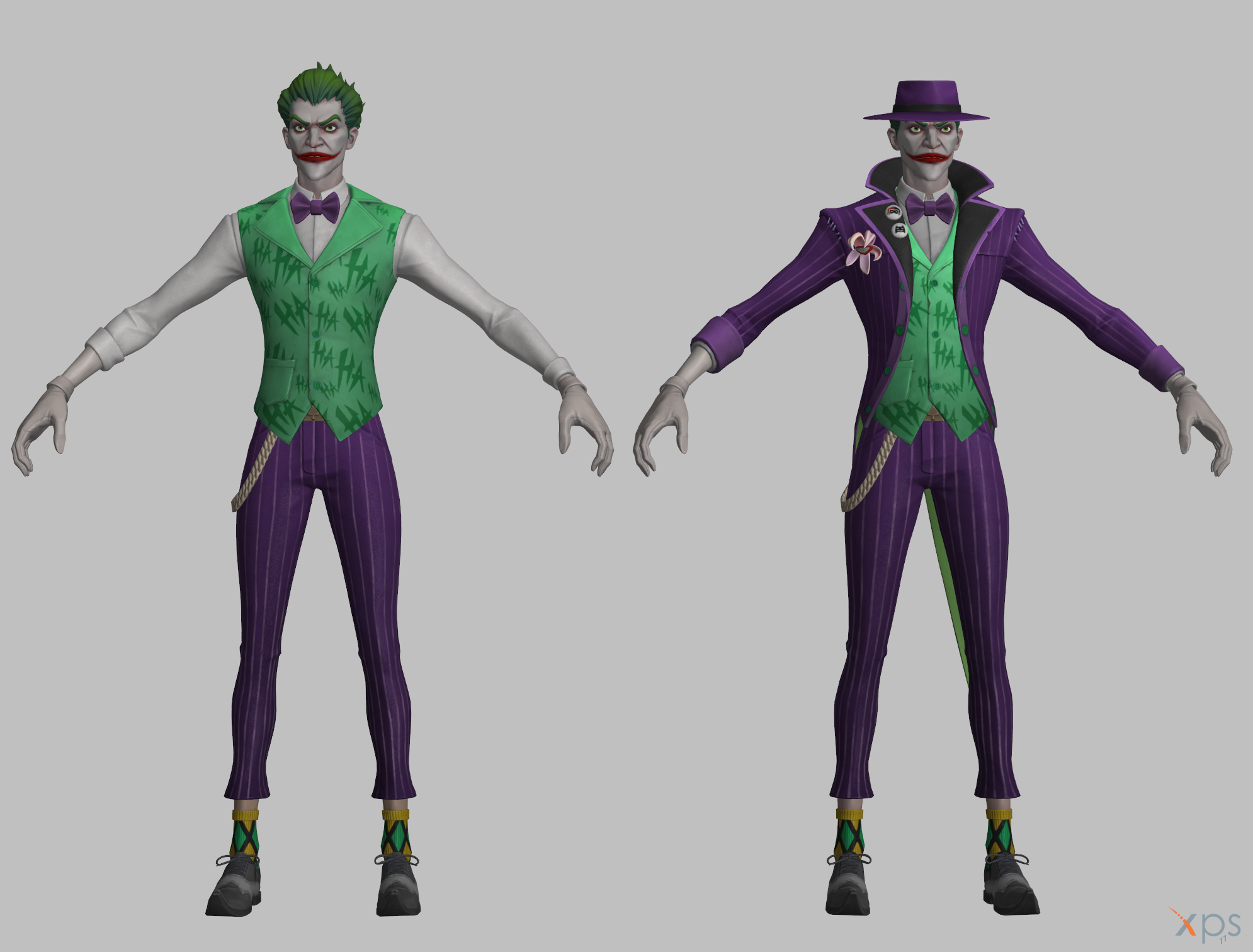 Fortnite Joker By Vasiaklimov On Deviantart The last laugh bundle is now available, giving players access to two of batman's deadliest enemies alongside a multitude of weapons and dlc perks. fortnite joker by vasiaklimov on
