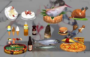 Tekken Foods by wakind