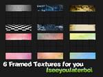 Framed Textures I