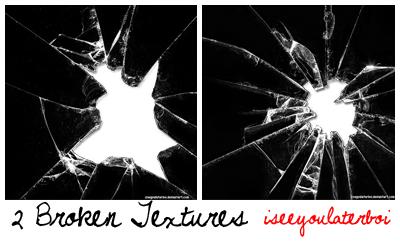 Broken Textures by Iseeyoulaterboi