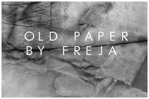 Old paper brushes by Ajandra