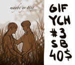 [OPEN] GIF ych #3 auction by MinutesOfSpring