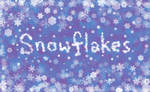 animated snowflakes brush for GIMP