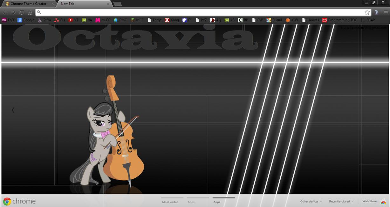 Google themes luhan - Octavia Theme D By Xxzombloxxorxx
