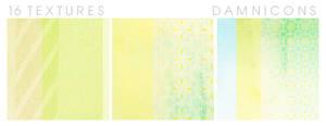 yellowish, greenish textures by Sarah-Dipity