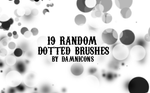 Random Dotted Brushes