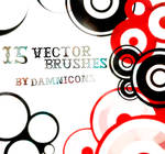 15 Vector Brushes
