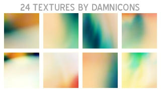 blurred textures