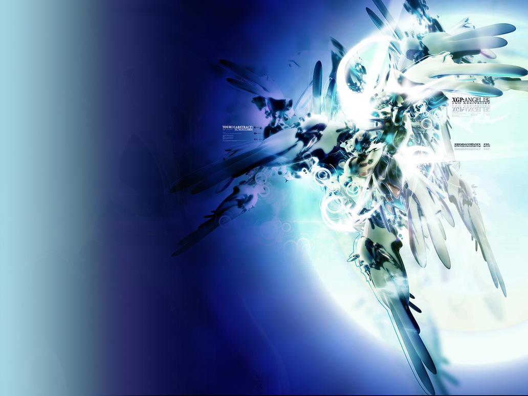 XGP:ANGEL 2NDARRIVAL WALLPAPER by videa