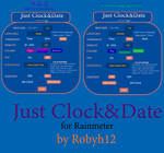 Just Clock and Date 1.0