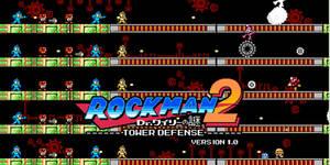 Rockman Tower Defense Version 1.0