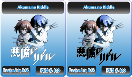 Akuma no Riddle - Anime Icon by Rizmannf