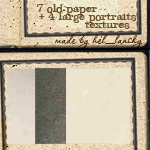 Old paper textures by helansky
