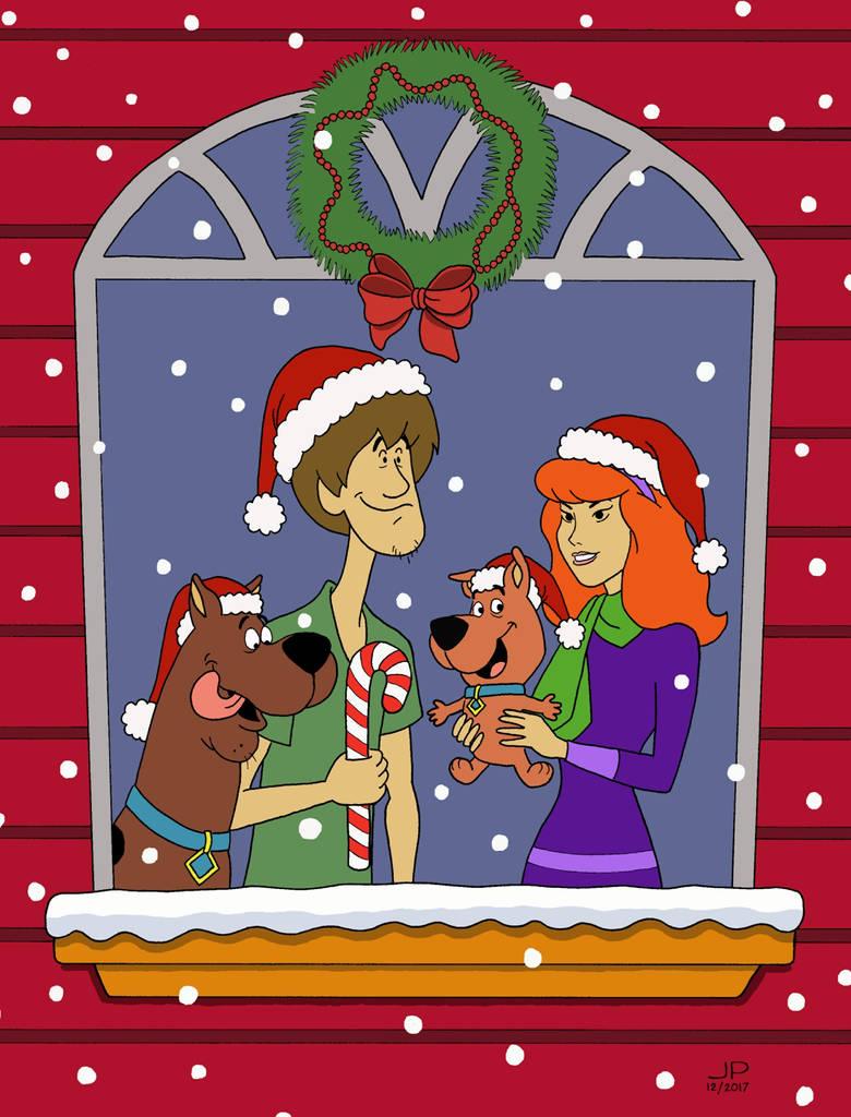 Scooby Doo Christmas.Scooby Doo Christmas Request By Speckwind On Deviantart