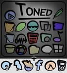Toned