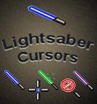 Light Saber Cursors