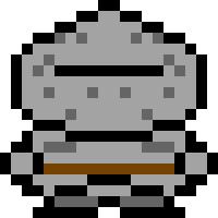 Siegmeyer 8-bit by HaitaniMasayuki