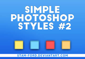 Simple Styles 02 by stam-ford