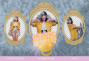 Melanie Martinez // 003 // Png pack by TheCryBabyGallery