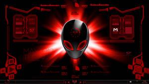red-alienskins rainmeter