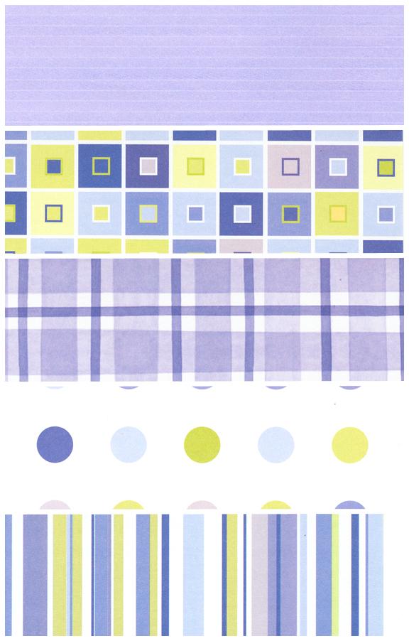 Textures: Blue