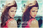Miss you Psd Coloring 5