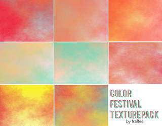 Color Festival Texture Pack by Fraffee