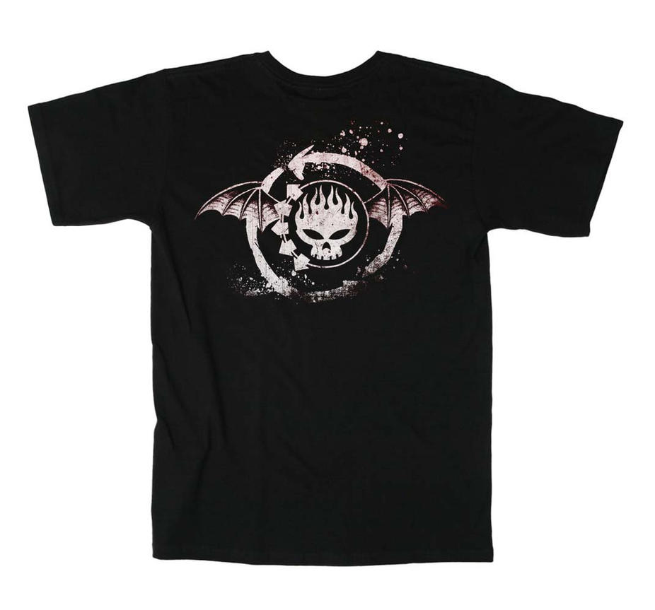 Camelfox's Logo T-Shirts Offspring_blink182_a7x_rise_against_t_shirt_design_by_camelfox01-d5r95nf