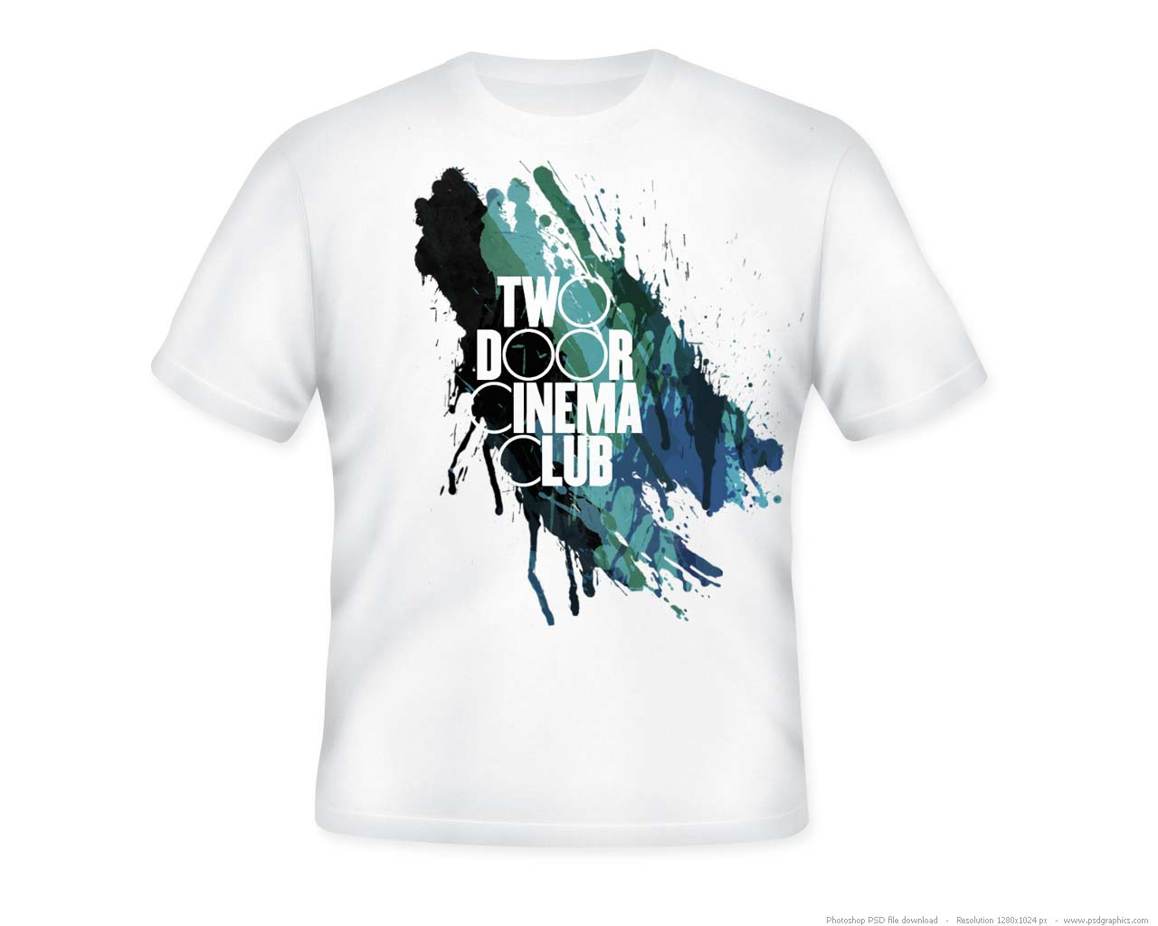 Two door cinema club t shirt design by camelfox01 on for How to design and sell t shirts