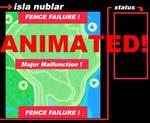 Jurassic Park Fence Failure