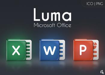 Luma Office by DisturbedARG