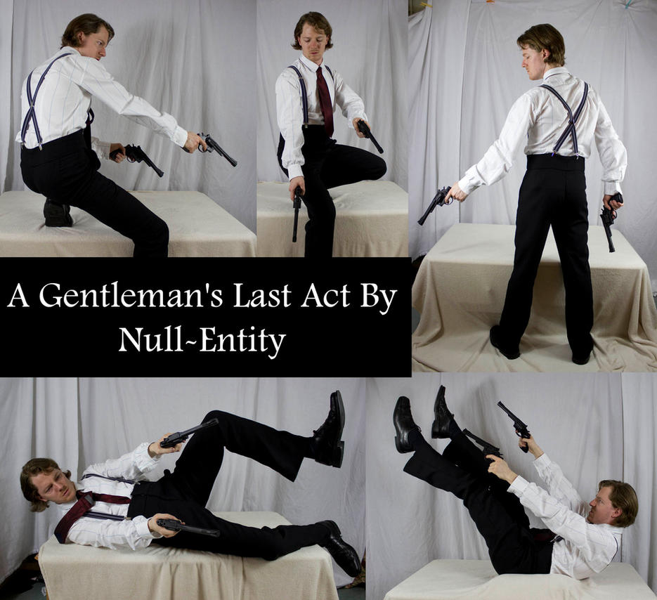 A Gentleman's Last Act Stock Pack 01 by Null-Entity