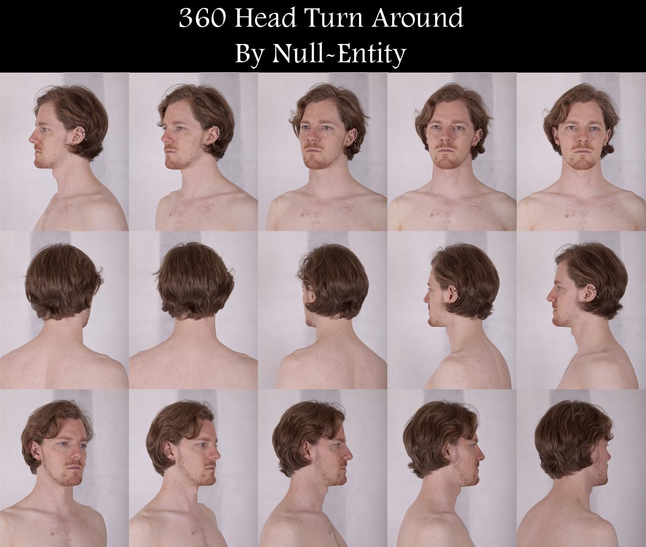 360 Head Turn Around by Null-Entity