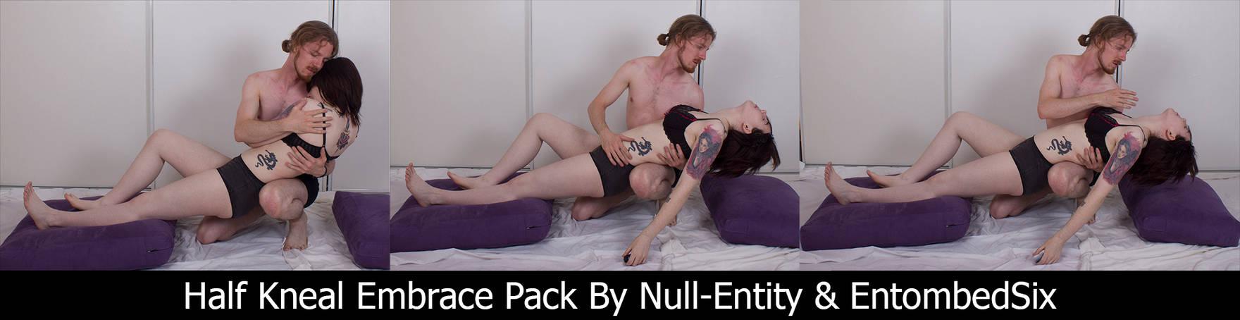 Half Kneel Embrace Pack