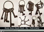 Rusty Keys Stock