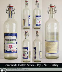 Lemonade Bottle Stock Pack