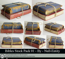 Bibles Stock Pack 1