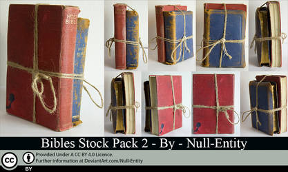 Bibles Stock Pack 2