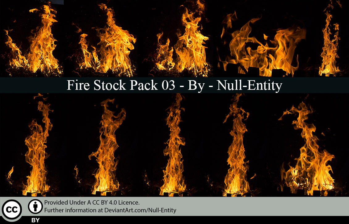 Fire Stock Pack 03