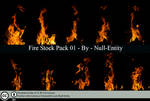 Fire Stock Pack 01