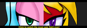 CE: Most epic fight ever by Giga-the-dog