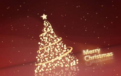 Christmas Wallpaper by AgentCosmic