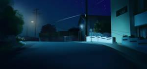 Night Walk GIF