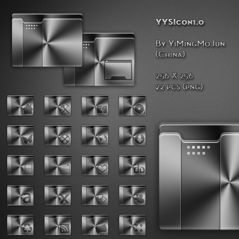 YYSIocn1.0 by YiMingMoJun
