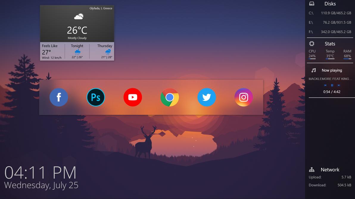 Old Desktop by kyriakos098