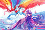 MLP Morning and Evening Ponies